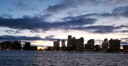 Scenes from Tall Family's jaunts around Boston